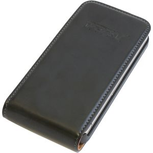 Port Designs - Santa Fe Black Leather iPhone 4 Case
