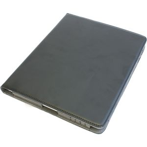 Genuine Black Leather Vibe iPad Case