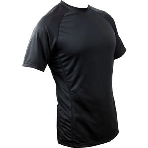 Men's Jet Work Out Top - Black