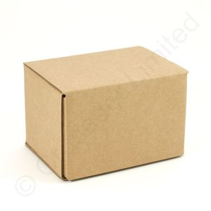 Small Brown Mug Mailers Packed in 25s