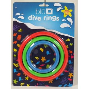 Kids Swimming Dive Rings
