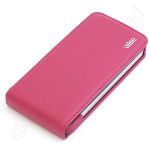 Vibe iPhone 4/4s Wallet Case (pink)
