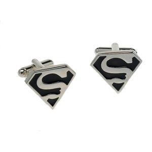 S for Superman Cufflinks