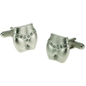 Crystal G String Cufflinks