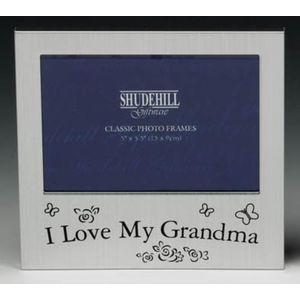 """I Love my Grandma Photo Frame 5x3.5"""""""