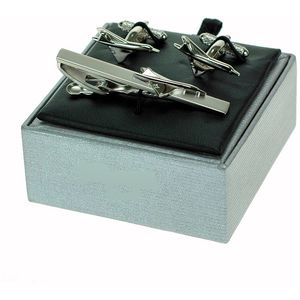Concorde Tie Bar & Cufflink Set