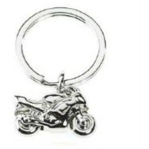 Racing Motor Bike Keyring