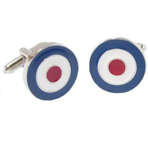 RAF roundel novelty Cufflinks