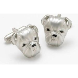 British Bull Dog Cufflinks