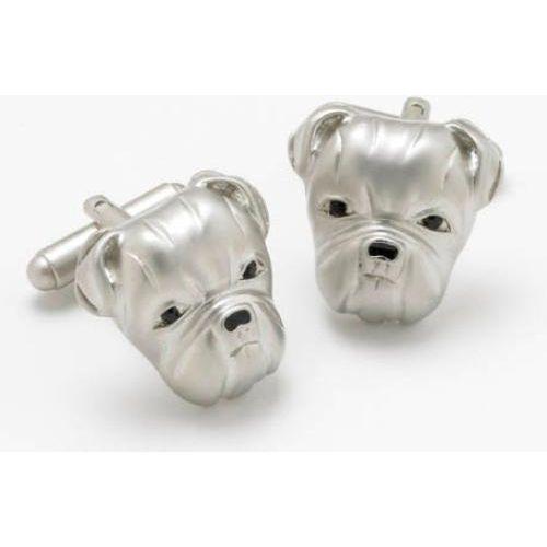 British Bull Dog Novelty Cufflinks