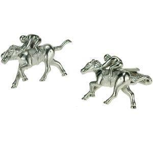 Horse & Rider Cufflinks