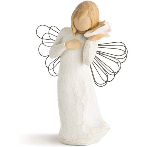 Willow Tree Thinking of You Angel Figurine 26131