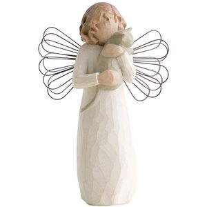 Willow Tree With Affection Angel Figurine