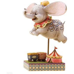 Disney Traditions Faith In Flight (Dumbo) Figurine