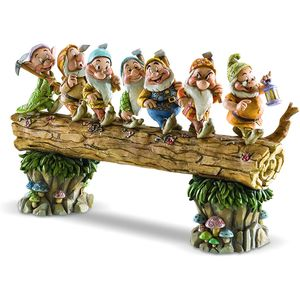 Disney Traditions Homeward Bound (Seven Dwarfs) Figurine