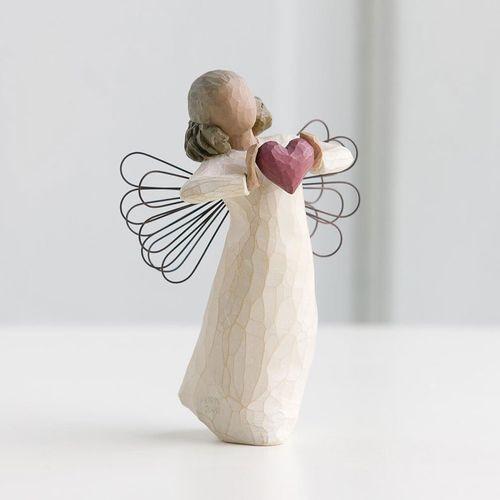Willow Tree With Love Angel Figurine 26182