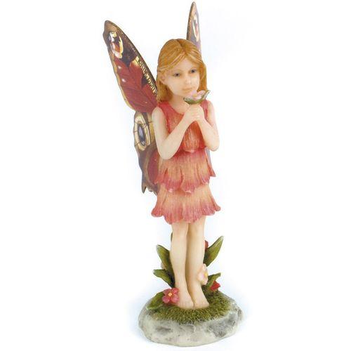 Mondays Child Butterfly Fairy Figurine