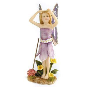 Thursdays Child Butterfly Fairy Figurine