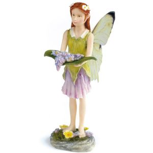 Fridays Child Butterfly Fairy Figurine