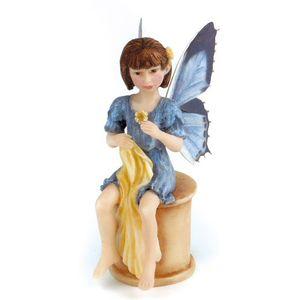 Saturdays Child Butterfly Fairy Figurine