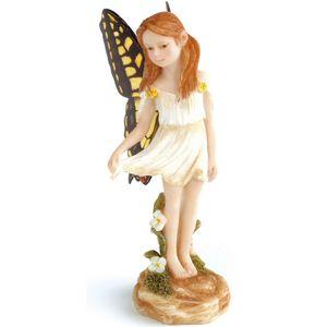 Sundays Child Butterfly Fairy Figurine