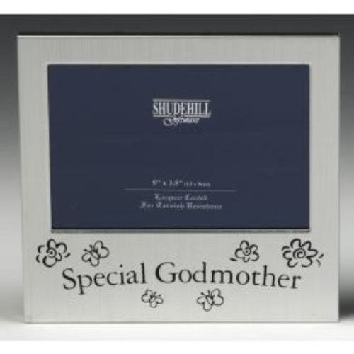 Godparents Gift Special Godmother Photo Frame