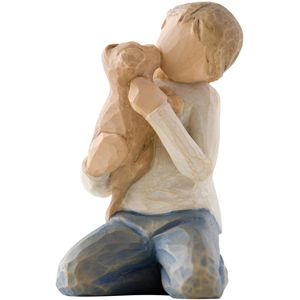 Willow Tree Kindness Figurine (Boy)