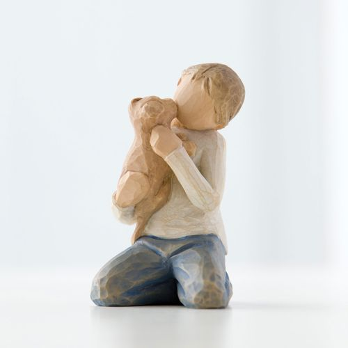 Willow Tree Kindness (Boy) Figurine 26217