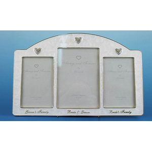 Always & Forever Wedding Family Frame
