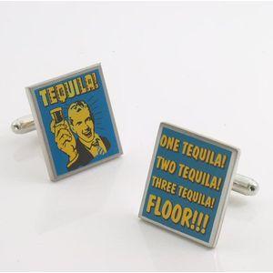 Tequila Cufflinks