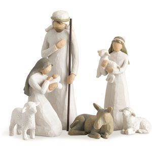 Willow Tree Nativity Scene Figurine Set