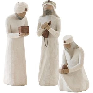 Willow Tree Nativity The Three Wise Men Figurine Set