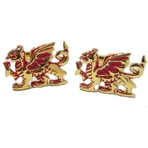 Lucky Dragon Cufflinks