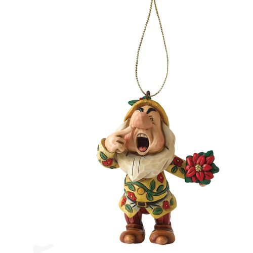 Disney Traditions Sneezy Snow White Hanging Ornament A9045