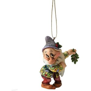 Disney Traditions Hanging Ornament - Snow White & Seven Dwarfs: Bashful