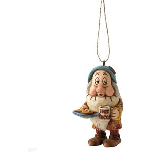 Disney Traditions Hanging Ornament - Snow White & Seven Dwarfs: Sleepy