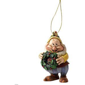 Snow White & Seven Dwarfs Happy Hanging Tree Ornament