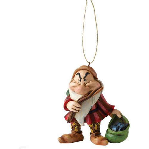 Disney Traditions Grumpy Snow White Hanging Ornament A9042