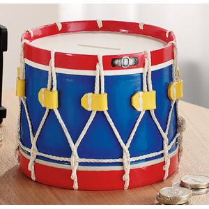 Novelty Money Bank - Drum
