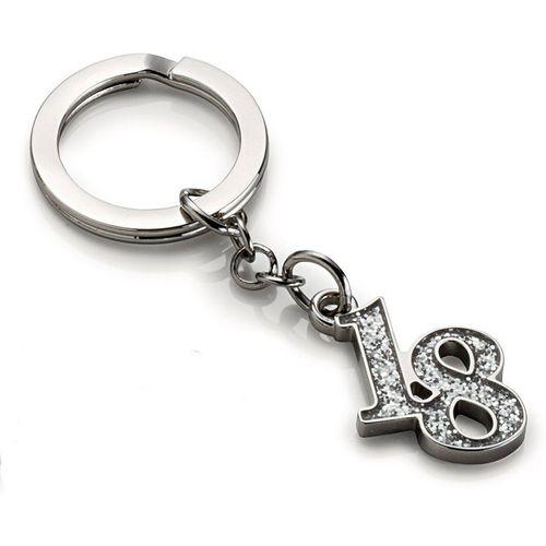 18 Keyring 18th Birthday Gift