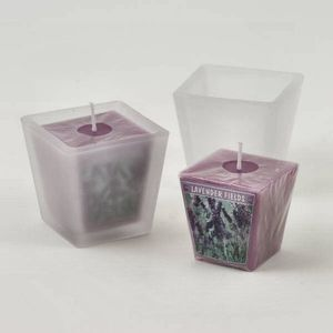 Aromatic Scented Candle Set - Lavender Fields