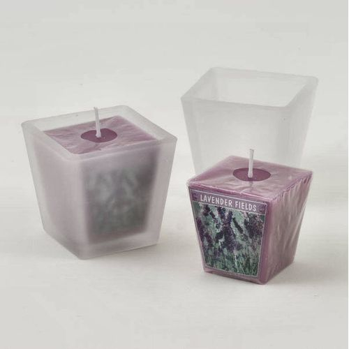 Aromatic Lavender Fields Scented Candle Set
