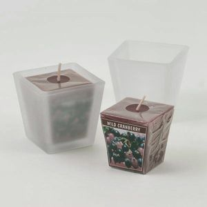 Aromatic Wild Cranberry Scented Candle Set