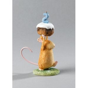 Country Artists Sugar & Spice Figurine - 2nd Birthday