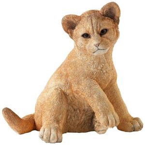 Lion Cub - Innocence Large Figurine
