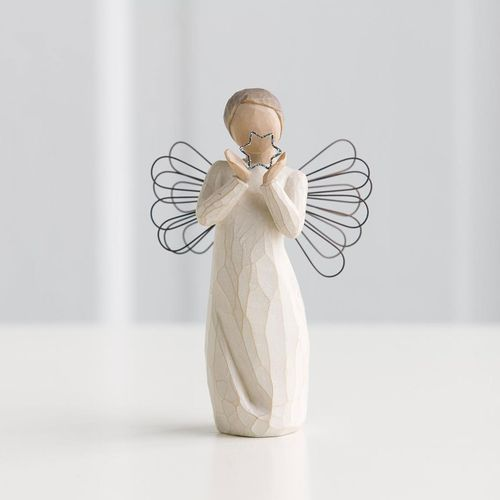 Willow Tree Bright Star Angel Figurine 26150