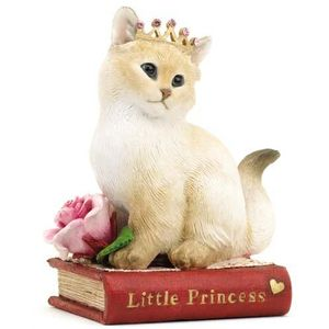 Kitten Tales Little Princess Figurine
