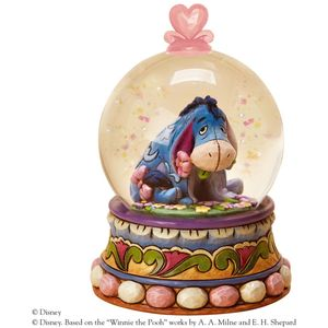 Disney Traditions Gloom To Bloom Eeyore Snow Globe