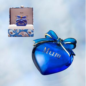 Mum Heart in Message Box