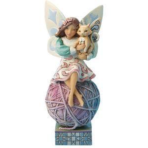 Heartwood Creek Feline Fairy - Cat Fairy Figurine